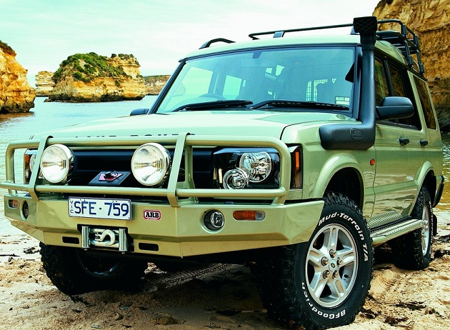 Бампер передний ARB Deluxe для Land Rover Discovery 4, Land Rover Discovery 1