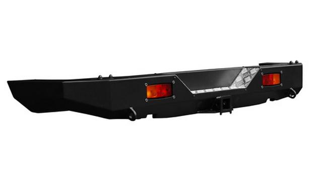 Силовой бампер Jeep Wrangler JK