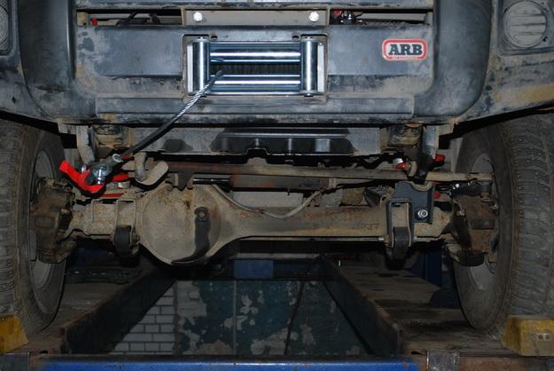 Лифт комплект подвески Nissan Patrol Y 61