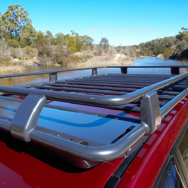 ARB: Экспедиционный багажник на крышу ARB Deluxe Steelдля Hummer H3
