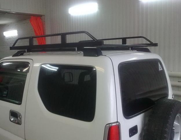 Силовые багажники на Suzuki Escudo, Vitara, Jimny.