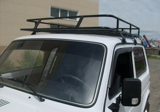 Силовые багажники ВАЗ