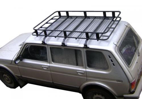 Багажник на ВАЗ 2131 Нива