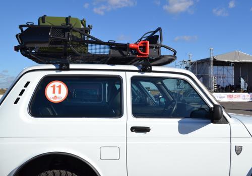 Экспедиционный багажник для а/м ВАЗ Нива 2131, Нива 4х4, Нива Урбан