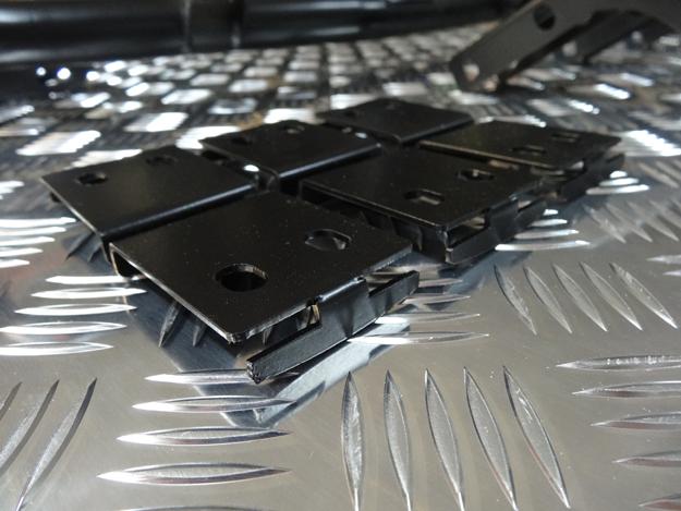 Багажник с алюминиевым листом Нива ВАЗ 2121