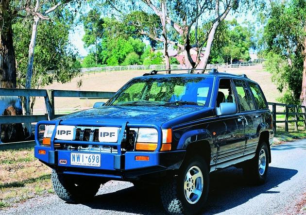 Бампер передний ARB Deluxe для Jeep Grand Cherokee