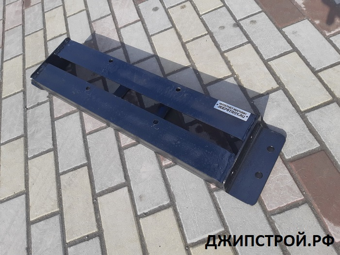 Площадка под лебёдку Ford F150, Ford Expedition, Lincoln Navigator 97- 2002 г.