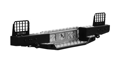 Задний силовой бамперLand Rover
