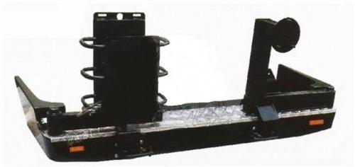 Бампер задний TOYOTA LAND CRUISER 100 (1998-2003) HD0071008-B F1002-B