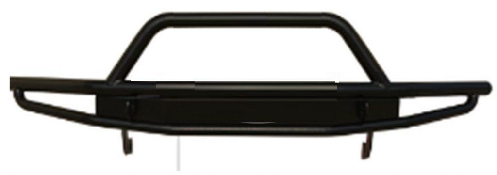 Бампер силовой передний для Toyota Hilux Revo