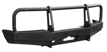Передний силовой бампер для Тойота Ленд Крузер 80