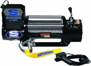 Лебедка электрическая 12V Electric Winch 8500lbs / 3856 кг 3449
