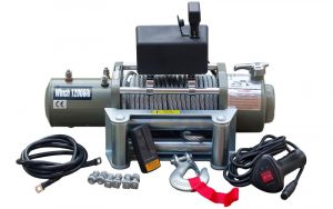 Лебедка LIFT-sport Winch 12000 lbs/5000kg 12v c моноблоком управления