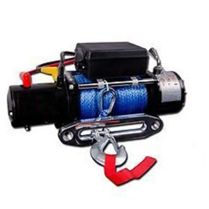 Лебедка Electric Winch 12000 lbs/5000kg 12v (трос синтетика 12*25)
