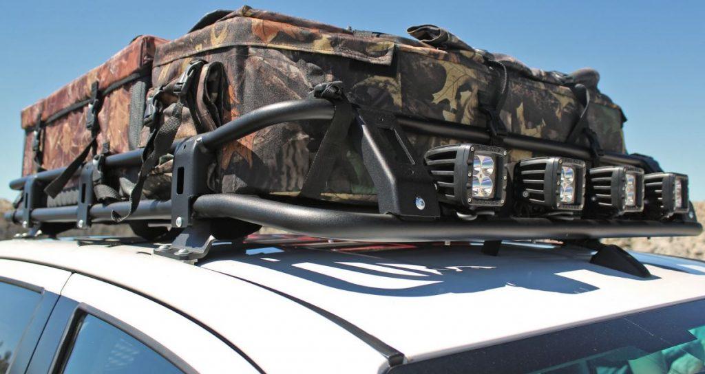 Экспедиционный багажник AL для Тойота Хайлюкс
