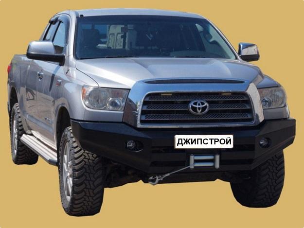 Бампер передний Toyota Tundra