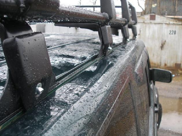 Багажник экспедиционный, стальной универсальныйНиссан Патрол Y60, Y61.
