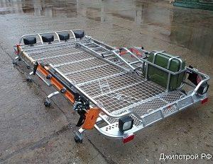Экспедиционный багажник на автомобили