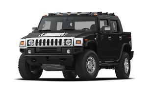Силовые бампера Hummer H2