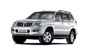 Чехлы для Toyota Land Cruiser Prado 120