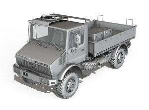 Mercedes-Benz Unimog U435/1300L