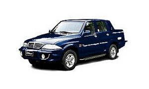 Ssang Yong Musso Sport