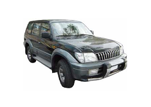 Чехлы для Toyota Land Cruiser Prado 90-95