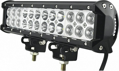 Фара комбинированного света 235 мм 72W LED