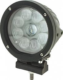 Фара водительского света 140 мм 45W LED