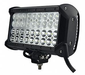 Фара комбинированного света 235 мм 108W LED