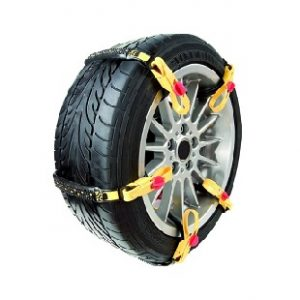 Колесные ремни для повышения проходимости автомобиля