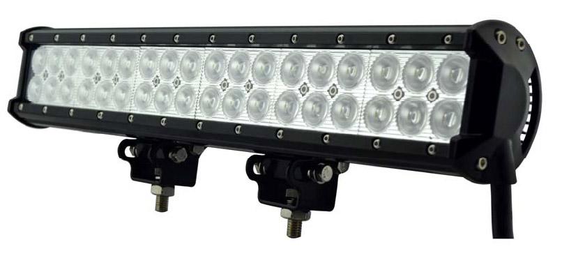 Фара дальнего света 438 мм 108W LED