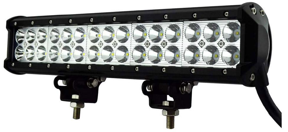 Фара дальнего света 505 мм 126W LED
