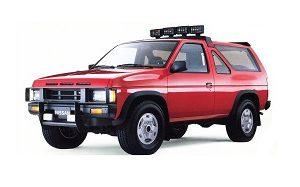 Nissan Terrano - Pathfinder D21