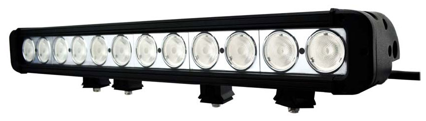 Фара дальнего света 508 мм 120W LED