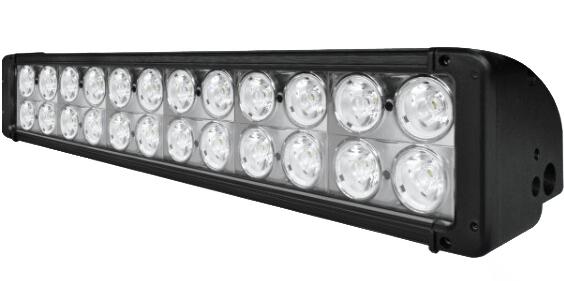 Фара водительского света 516 мм 240W LED