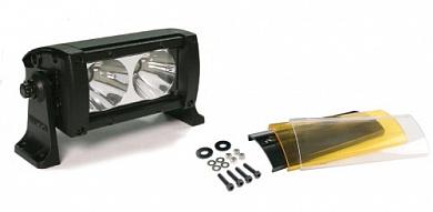 """Фара светодиодная 5"""" противотуманная 2 LED с фильтром"""