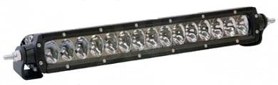 Фара SR-Серия 10E (10 светодиодов) Гибридная оптика, белый свет комбинированого типа