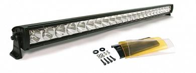 """Фара светодиодная 44"""" комбинированный свет 24 LED с фильтром"""