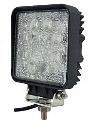 Фара водительского света РИФ 110 мм 24W LED.