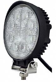 Фара дальнего света РИФ 116 мм 24W LED