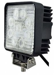 Фара водительского света 110 мм 27W LED