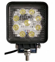 Фара дальнего света 110 мм 27W LED