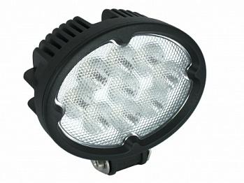 Фара водительского света 147х152х72 мм 27W LED