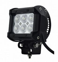Фара водительского света 99 мм 18W LED