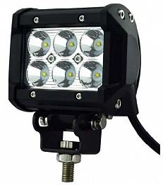 Фара дальнего света 99 мм 18W LED