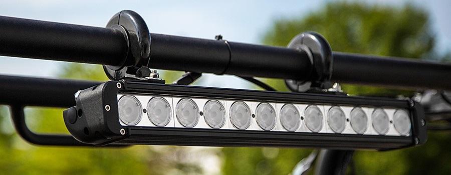 Светодиодная фара балка тонкая, однорядная (LOYO 68240 - 240 Вт, 1000 мм, 39), комбинированная LOYO 68240