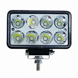 Фара дальнего света 153 мм 24W LED