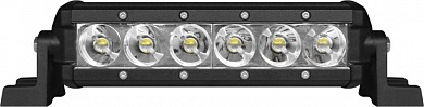 Фара водительского света РИФ 192 мм 18W LED