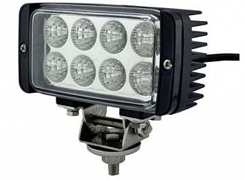 Фара водительского света 142х71х60 мм 24W LED